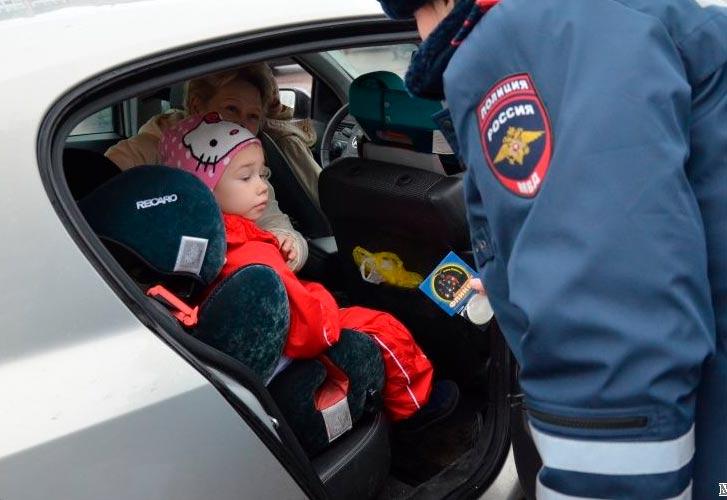 Новые правила перевозки детей с 12 июля 2017 года