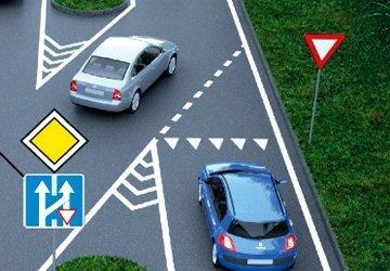 Новые дорожные знаки по новому стандарту