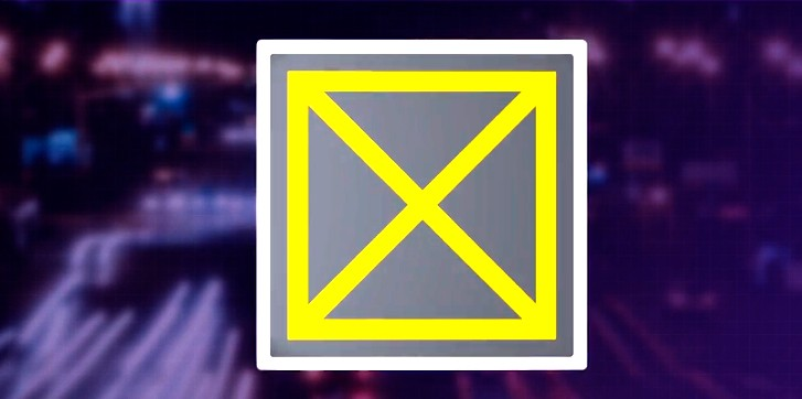 Запрет выезда на перекресток при заторе