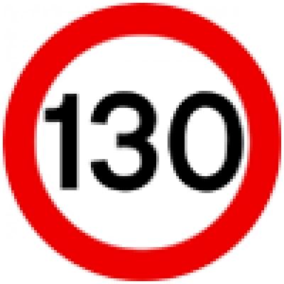 Изменения ПДД с 6 августа 2013 года. До 130км/ч по автомагистрали