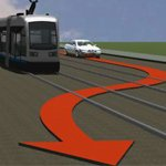 Можно ли совершить обгон трамвая без нарушения ПДД?