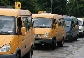 Маршрутка — маршрутное транспортное средство или нет?