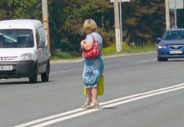 Штраф пешеходам 3000 рублей