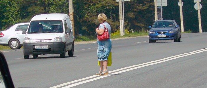 Готовится проект закона по увеличению штрафов пешеходам