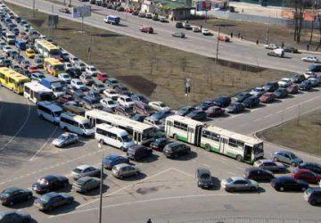 Как водителю повлиять на пробки ?