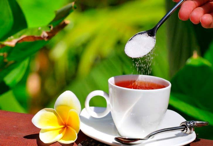 Определение промилле сахара в чае