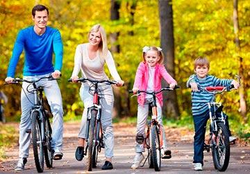 Правила дорожного движения для велосипедистов в 2018 году