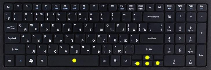 клавиатура для компьютера фото цена